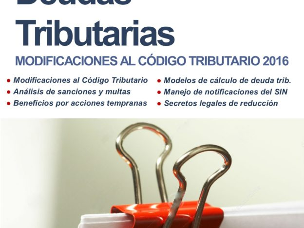 Deudas Tributarias course image