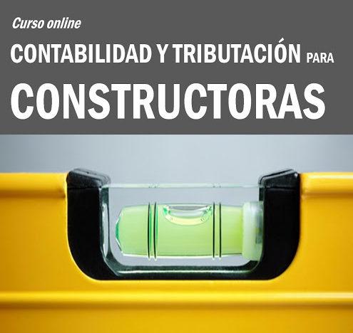 Contabilidad y Tributos para Constructoras course image