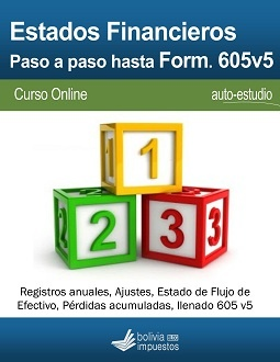 Estados Financieros paso a paso Form 605 v5 course image