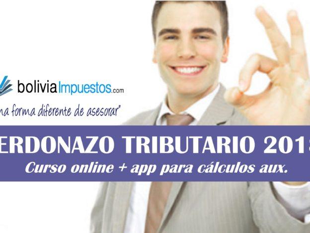 Perdonazo Tributario y su aplicación course image