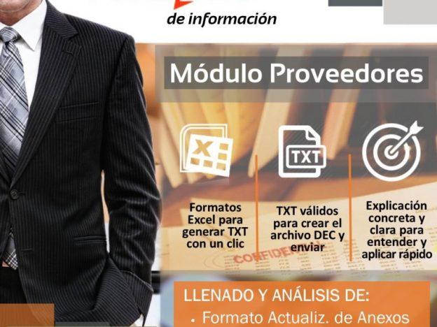 Comisionistas: Aplicativo Agentes Módulo Proveedores course image