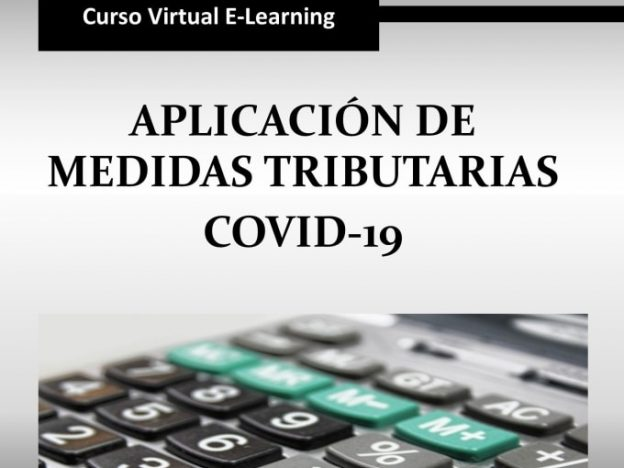 Curso DS 4198 Medidas Tributarias COVID-19 course image
